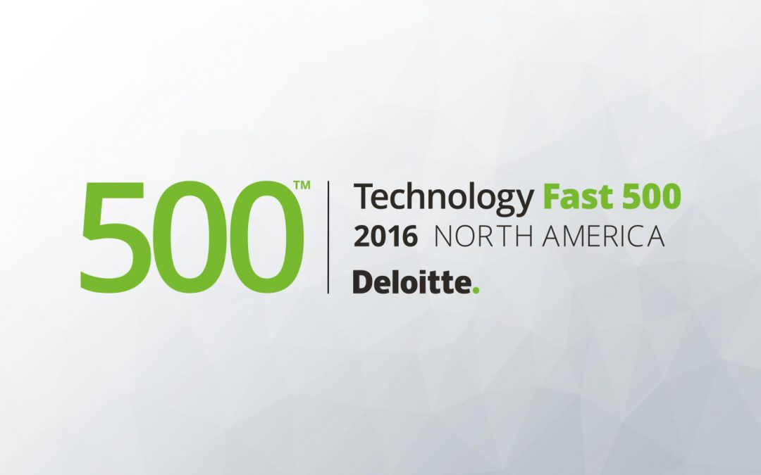 BioIQ Ranked on Deloitte's 2016 Technology Fast 500™